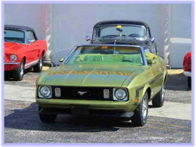 1973 Ford Mustang   656566
