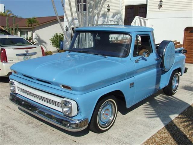 1966 Chevrolet C/K 10   656637