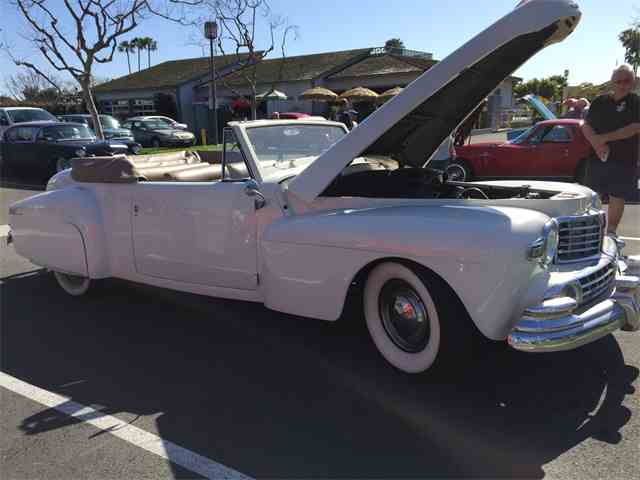 1948 Lincoln Continental | 650674