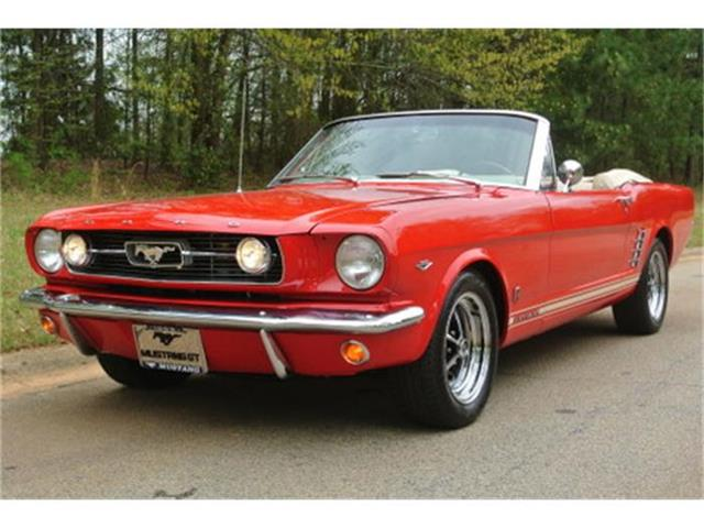 1965 Ford Mustang | 656788