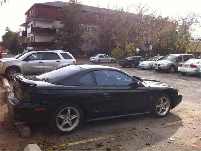 1995 Ford Mustang GT | 656795