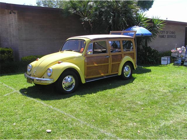 1969 Volkswagen Beetle | 656800