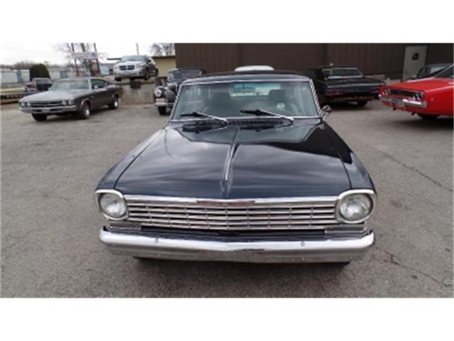 1963 Chevrolet Nova | 656827
