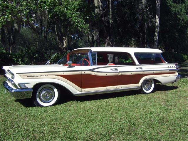 1959 Mercury Colony Park Wagon | 657125