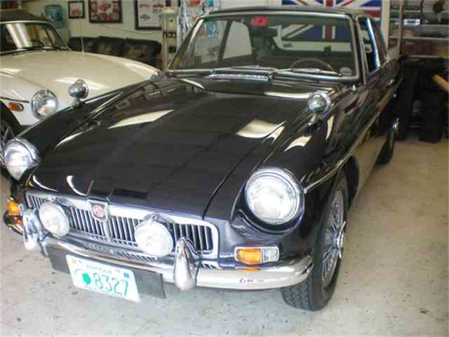 Picture of Classic 1967 BGT located in New Hampshire - $19,500.00 Offered by Brit Bits - E31K