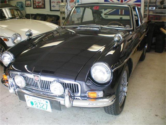1967 MG BGT | 657128