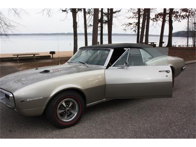 1967 Pontiac Firebird | 657218