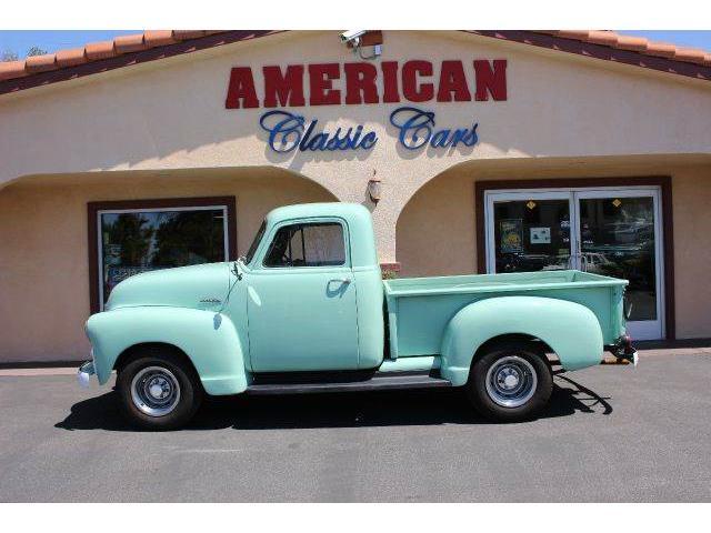 1954 Chevrolet 3100 | 657223