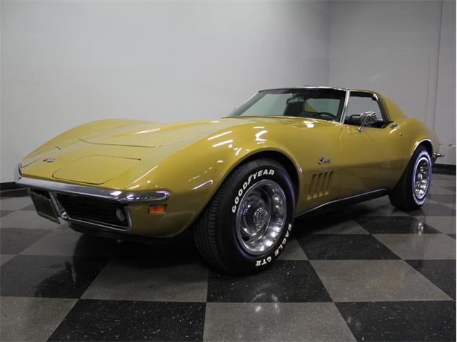 1969 Chevrolet Corvette Stingray | 657361