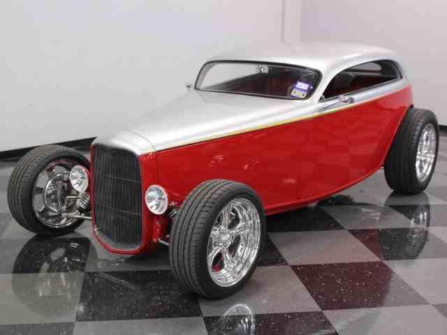 1932 Ford Vicky | 657363