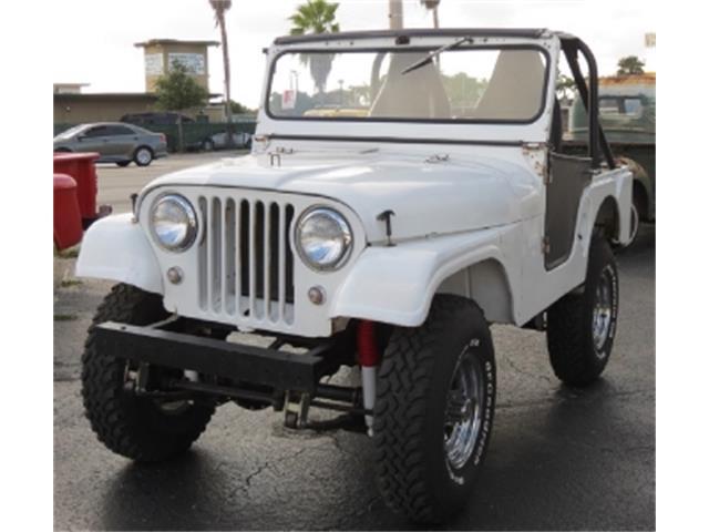 1961 Jeep CJ5 | 657369