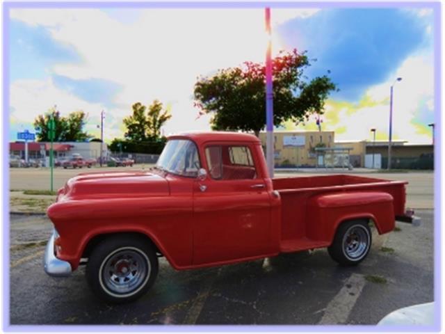 1957 Chevrolet Pickup | 657370