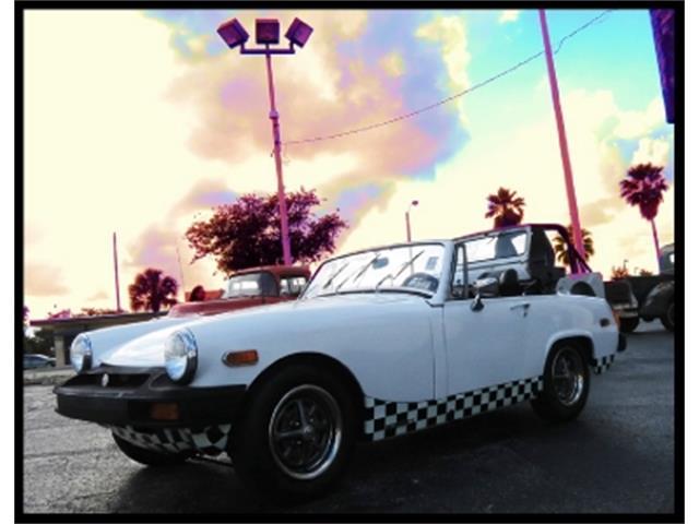 1976 MG Midget | 657373