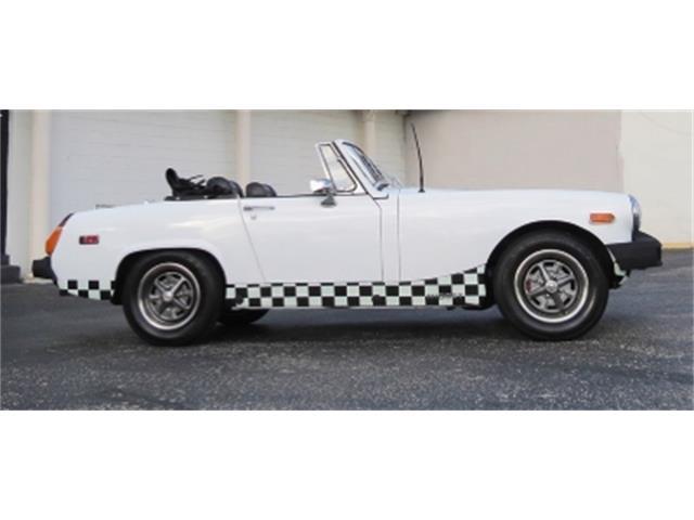 1976 MG Midget   657373