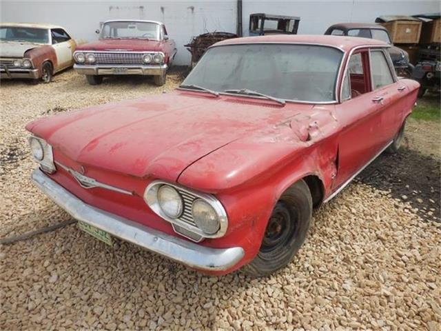 1961 Chevrolet Corvair | 657413