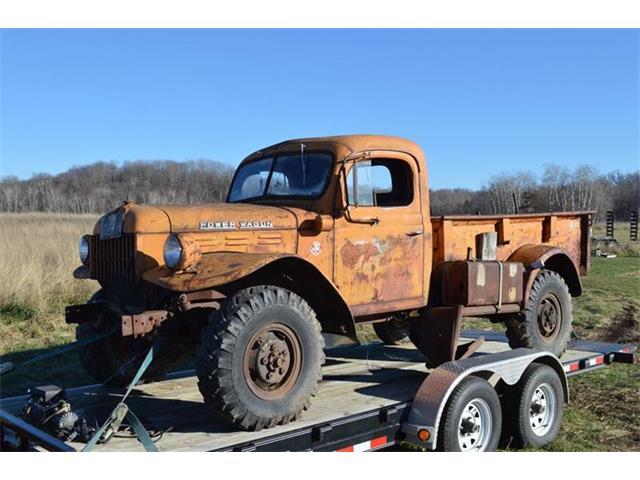 1951 Dodge Power Wagon | 657564