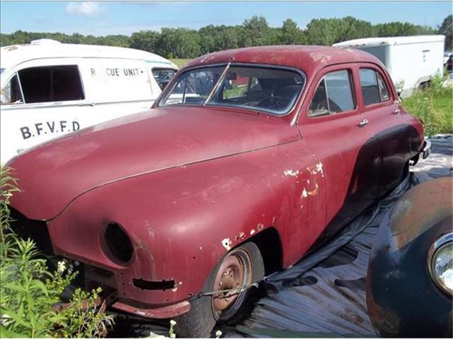 1950 Packard Clipper | 657568