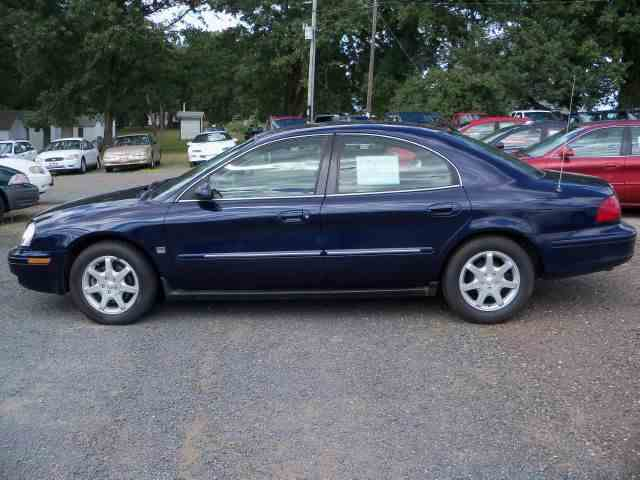 2001 Mercury Sable | 657574