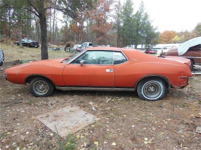 1972 AMC AMX | 657577