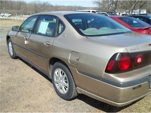 2005 Chevrolet Impala | 657584