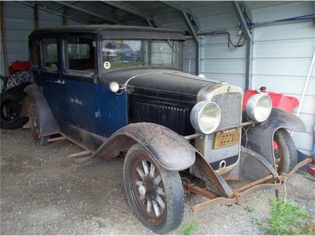 1929 Hudson 4 DOOR | 657598