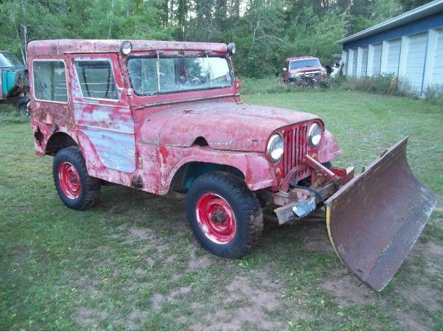1960 Jeep CJ5 | 657603