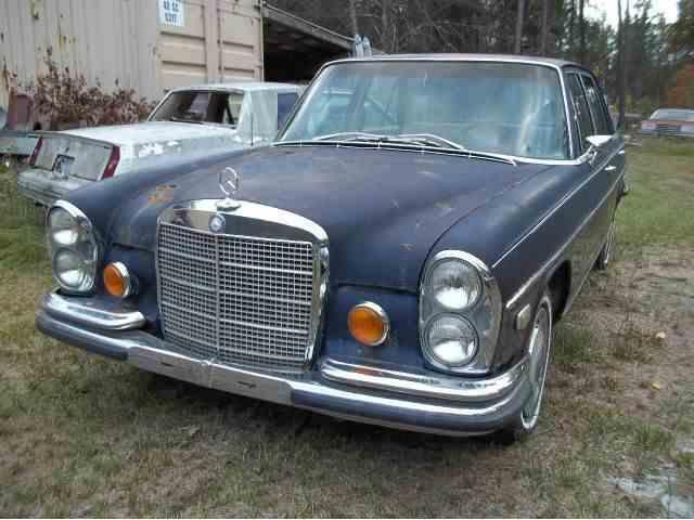 1966 Mercedes-Benz 280S | 657604