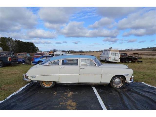 1952 Hudson Hornet | 657605
