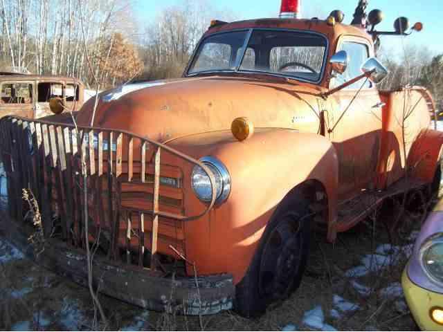 1950 Chevrolet Tow Truck | 657607