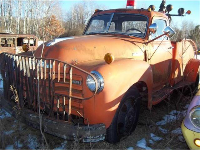 1950 Chevrolet Tow Truck | 657607