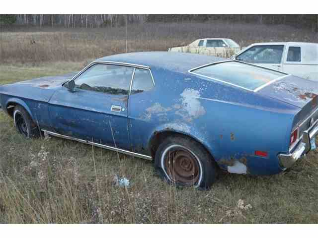 1973 Ford Mustang | 657608