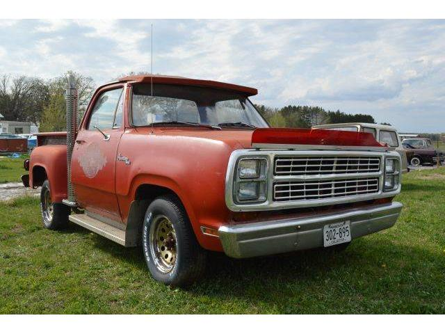 1979 Dodge Little Red Express | 657612