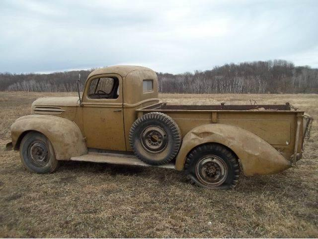 1946 Ford F250 | 657632