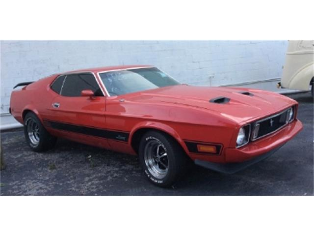 1973 Ford Mustang | 658235