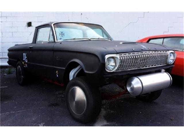 1962 Ford Ranchero | 658236