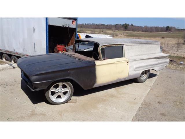 1960 Chevrolet Sedan Delivery | 658347