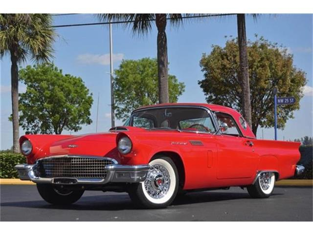 1957 Ford Thunderbird | 658356