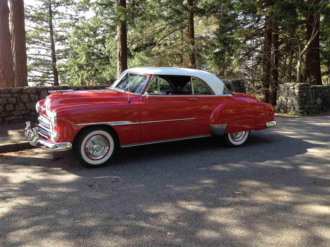 1951 Chevrolet Bel Air for Sale   ClassicCars.com   CC-658360
