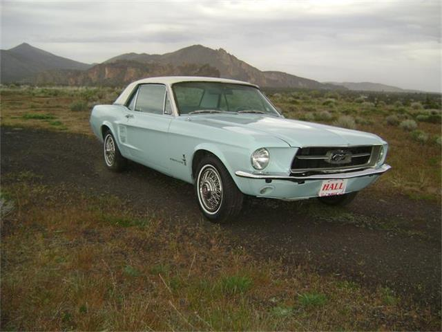 1967 Ford Mustang | 658365
