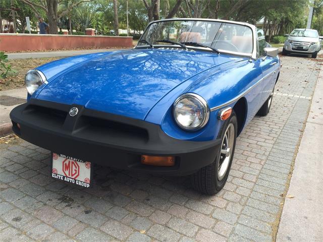 1975 MG MGB | 658448