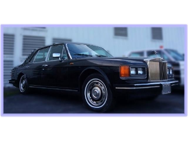 1983 Rolls-Royce Silver Spirit | 658450