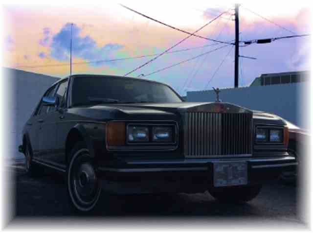 1982 Rolls-Royce Silver Spirit | 658452