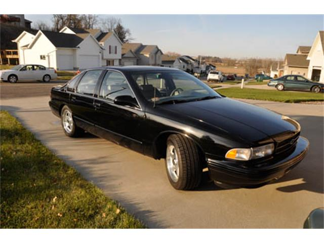 1995 Chevrolet Impala SS | 658610