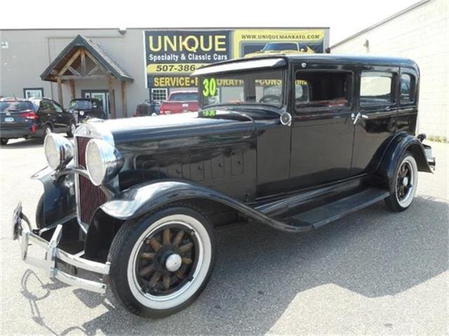 1930 Hudson Eight | 650885