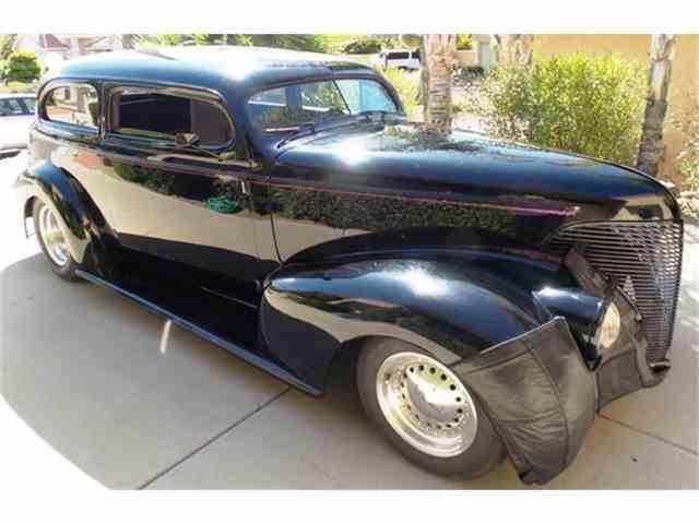 1939 Chevrolet 2-Dr Sedan | 650889