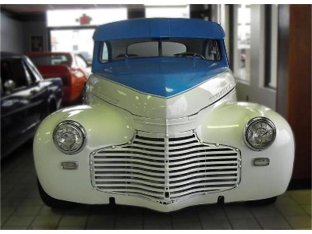 1941 Chevrolet Sedan | 659545