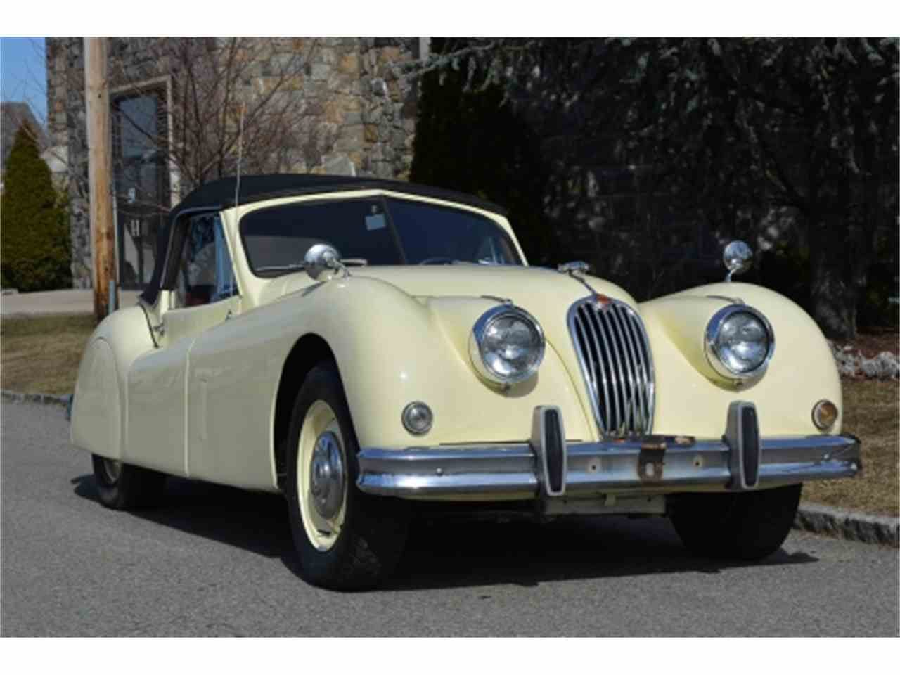 Large Picture of '57 XK140 - DYAO