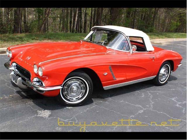 1962 Chevrolet Corvette | 659790