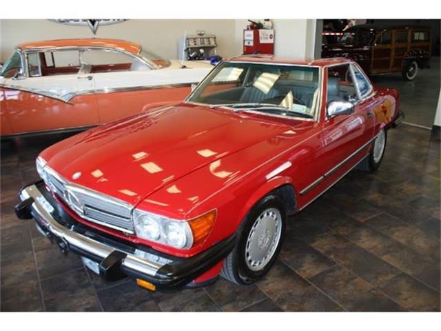 1988 Mercedes-Benz 560 | 659813