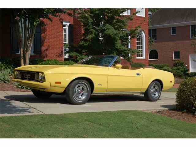 1973 Ford Mustang | 660101